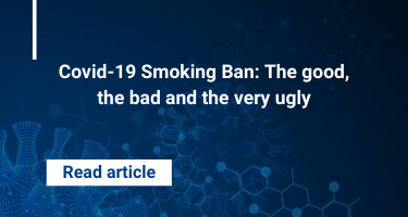 Covid-19 Smoking Ban: The good, the bad and the very ugly