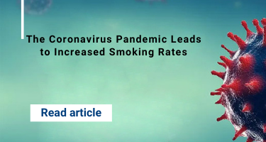 The Coronavirus Pandemic Leads to Increased Smoking Rates