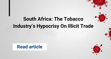 South Africa: The Tobacco Industry's Hypocrisy On Illicit Trade